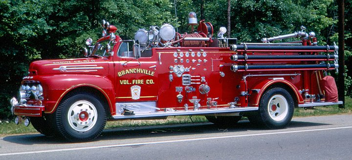 1952 Ford Pumper