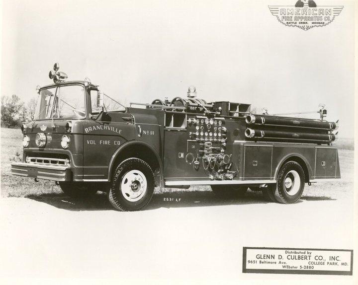 1963 Ford Pumper