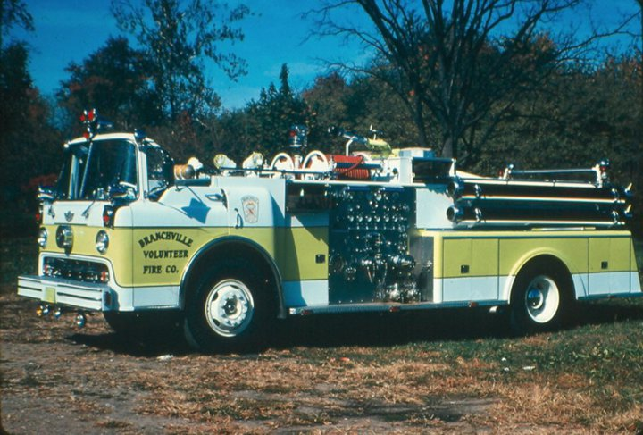 1963 Ford Pumper