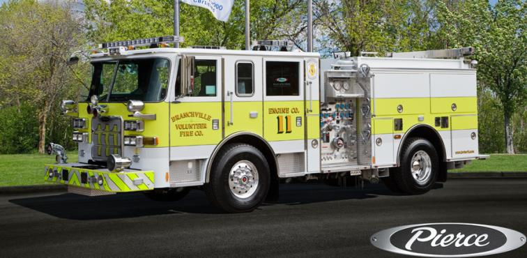 2010 Pierce Pumper